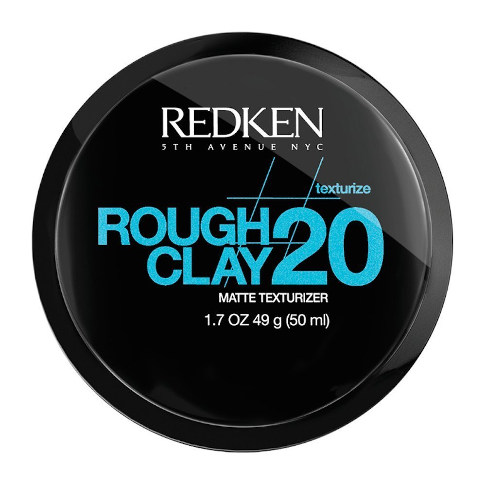 REDKEN by Redken: ROUGH CLAY 20 MATTE TEXTURIZER 1.7 OZ 66659