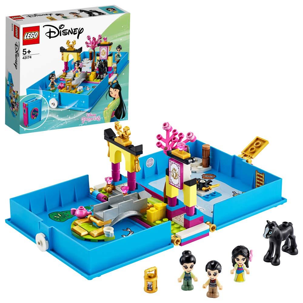 レゴ(LEGO) ディズニープリンセス ムーランのプリンセスブック 43174