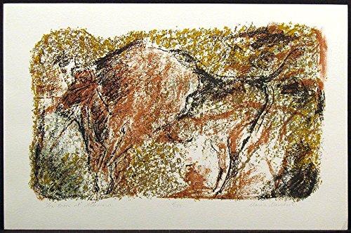 The Bison at Altamira