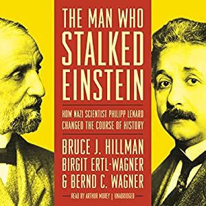 The Man Who Stalked Einstein Audiobook