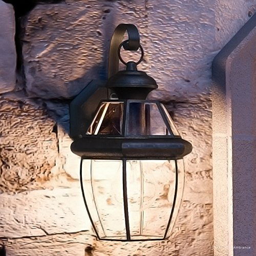 Tudor Style Outdoor Light Fixtures - 3