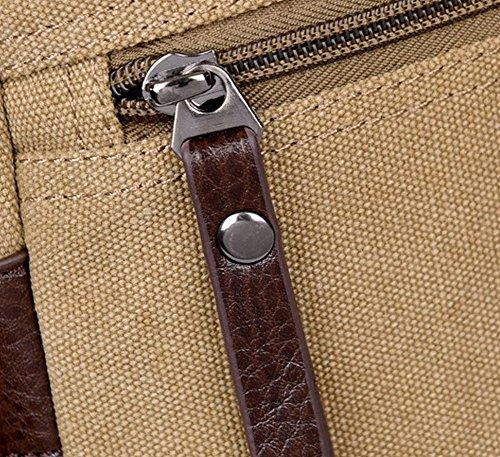 Borsa A Tela Gmxbb181173 Marrone Tracolla Moda In Borse Stile Donne Agoolar Di Attraversano nU7qAIcYPw