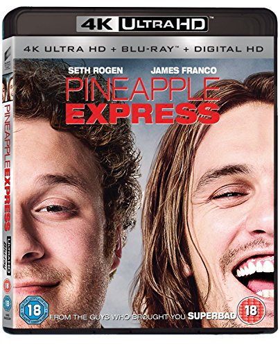 Pineapple Express [4K Ultra HD Blu-ray] (Blu Ray Pineapple Express)