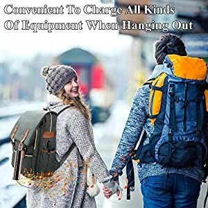 Laptop Backpack Student Bag,Comfortable Lightweight Rucksack,Bookbag Wide Space Can Accommodate 17-inch Notebook Backpack,With USB Charging Port ,Backpack For Women,Men,Student,School,College,Trave