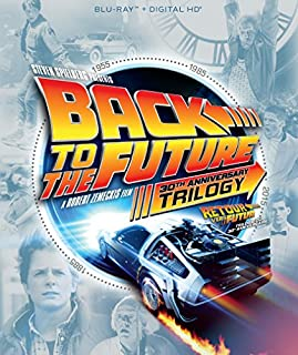 Back to the Future 30th Anniversary Trilogy [Blu-ray + Digital HD] (Bilingual) (B01257MECW) | Amazon Products