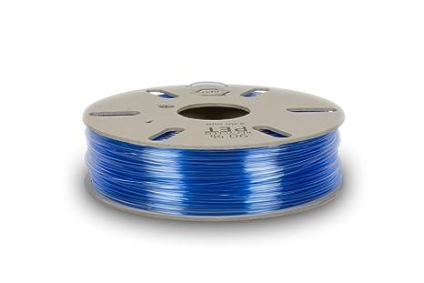 reciclada Pet filamento 1,75 mm 750 g rollo para impresora 3d ...