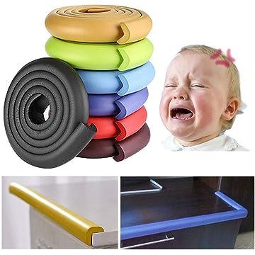 Wildtrest Baby Safety Table Edge Corner Cushion Softener Guard Strip Child Corner Protector Edge & Corner Guards