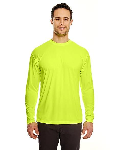 2c402c56 Ultraclub Adult Cool & Dry Performance Interlock T-Shirt | Amazon.com