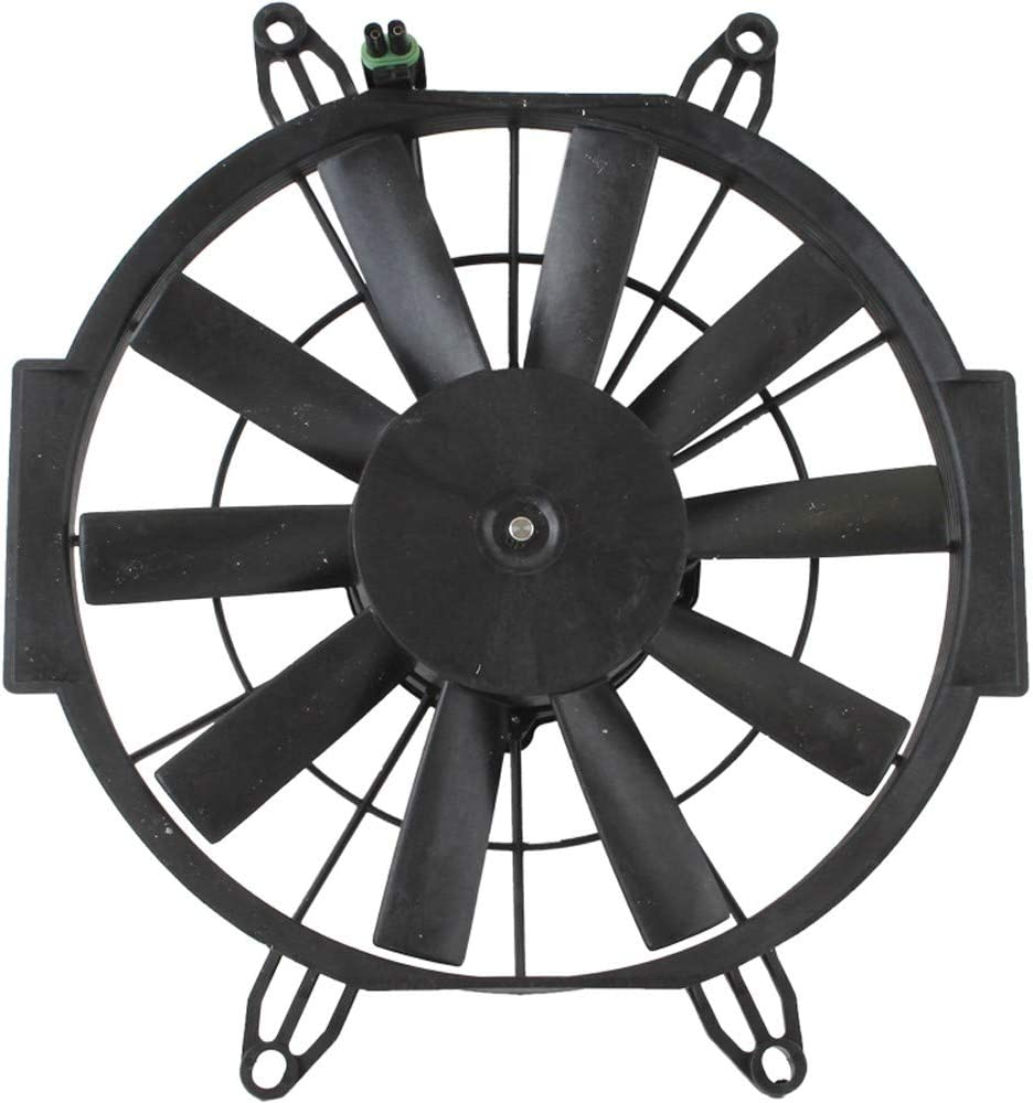 NEW Polaris ATV Radiator Cooling Fan Motor Assembly SCRAMBLER 500 SPORTSMAN 500