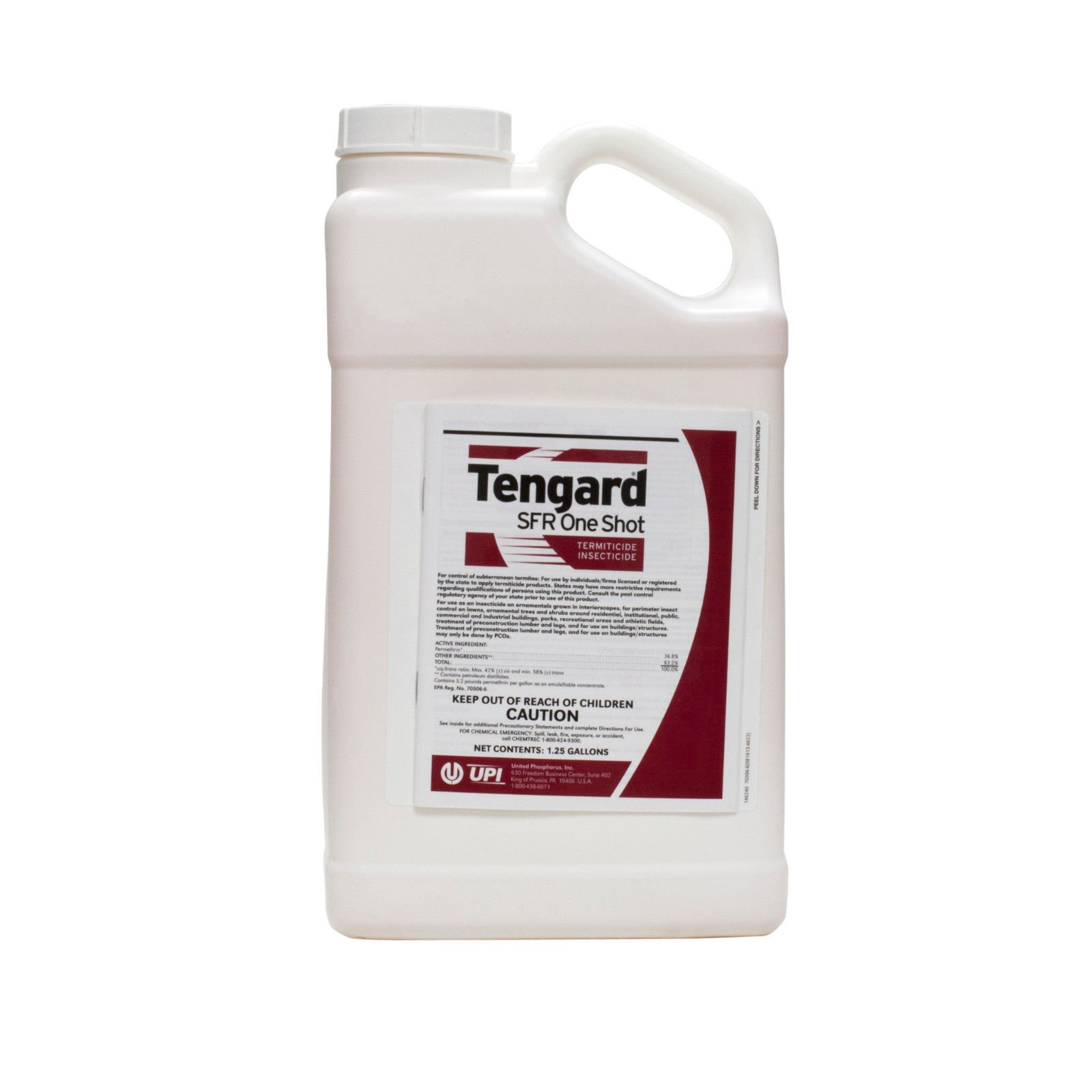 Tengard Sfr Termiticide Insecticide 1.25 Gal ***Not For Sale To: CA, New York, SC, CT, VT, MA by UPI
