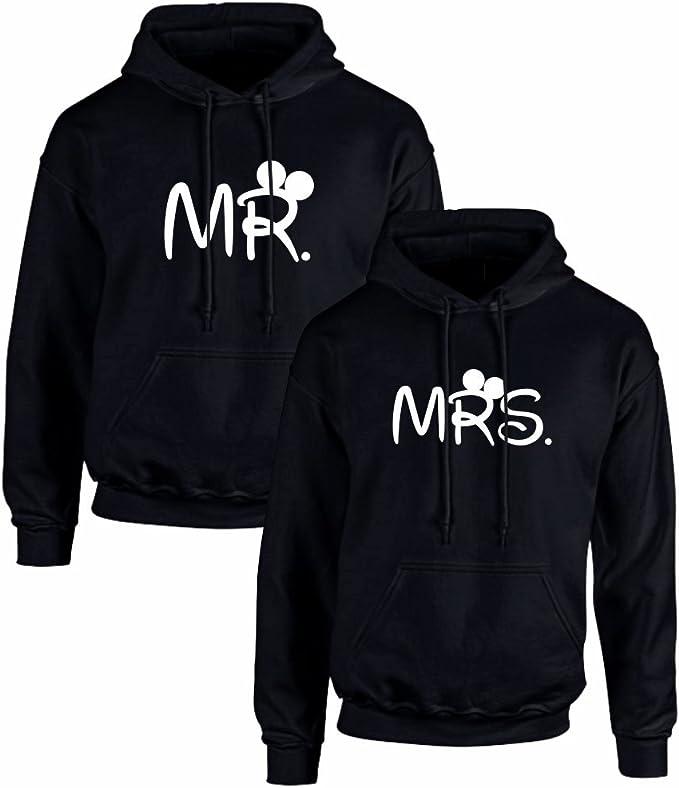 Pack de 2 Sudaderas: MR. y Mrs