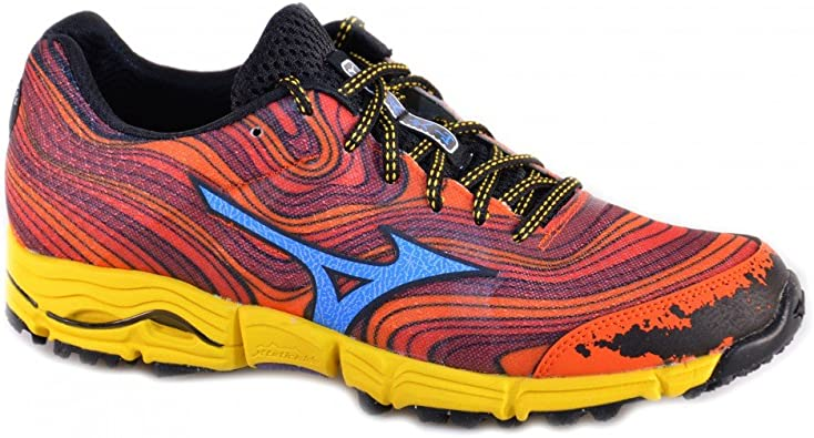 Hombre de Trail Zapatillas mizuno Wave Kazan, Color, Talla 41: Amazon.es: Zapatos y complementos