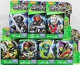 16 bike ninja turtles - Set of 7: Mega Bloks Teenange Mutant Ninja Turtles: Out of The Shadows Figures