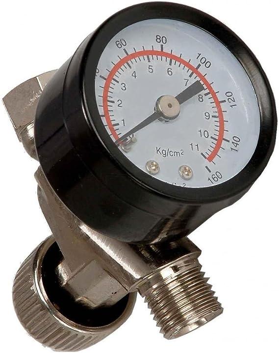 Mini Luftregler Für Hvlp Spray Kompressor Auszeichnung Luft Bürste 1 4 Bsp Baumarkt