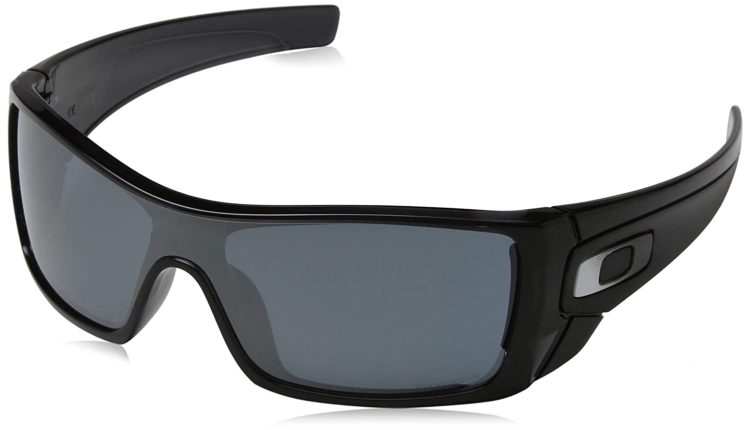 Amazon.com  Oakley Men s Batwolf Non-Polarized Iridium Rectangular  Sunglasses, Black Ink, 0 mm  Clothing a481ae10cf