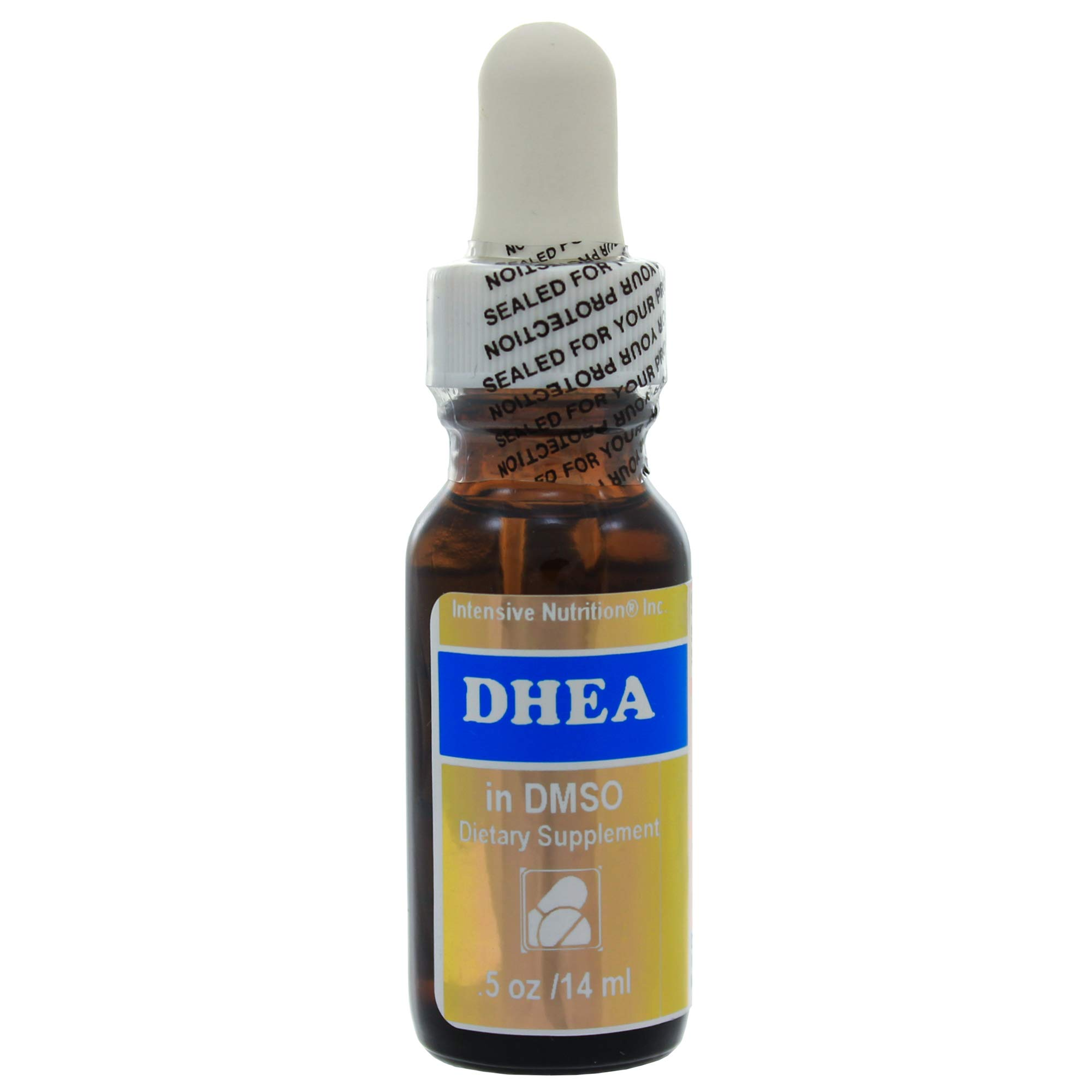 DHEA High Absorption Liquid 5 mg/Drop, Topical 14 Milliliters - Pack of 3
