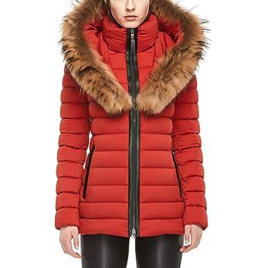 26e5f32a3 Amazon.com  Mackage Women s Kadalina Lux Light Weight Down Jacket ...