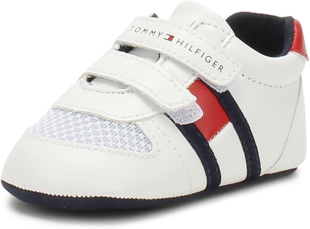 Tommy Hilfiger Baby White/Red V