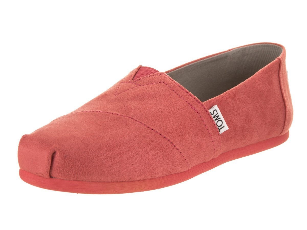 TOMS Women's Classic Casual Shoe (7.5 B(M) US, Faded Rose)