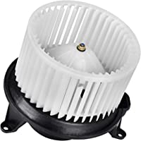 FAERSI HVAC Plastic Heater Blower Motor with Fan Cage Compatible with 2004-2008 Ford F-150/2003-2006 Ford Expedition/2006-2008 Lincoln Mark LT/2003-2006 Lincoln Navigator