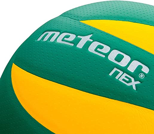 meteor Balón de Voleibol Tamaño 4 y 5 (5, Nex Y&G): Amazon.es ...