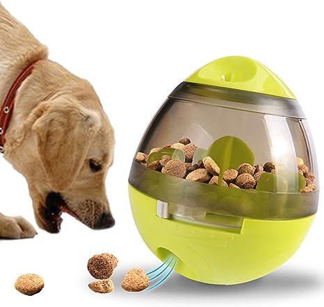 Apark Bola de Comida para Perro, dispensador de Comida Interactivo ...