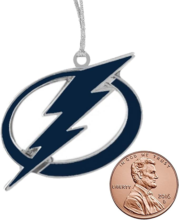 Final Touch Gifts Tampa Bay Lightning Stanley Cup Ornament