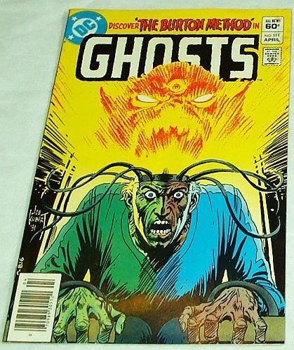 Ghosts No. 111 Apr (Volume -