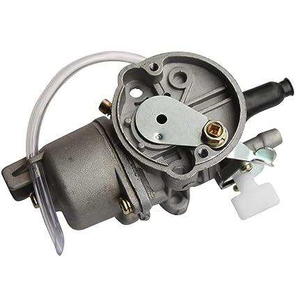 GOOFIT Carburador 13 PZ13 Moto para 2 Tiempos 47cc 49cc Mini Quad ...