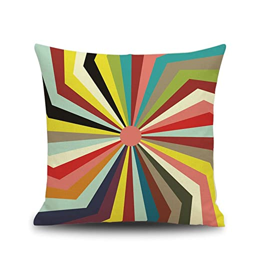 Amazon.com: Soft Soild Decorative Square Throw Pillow Covers ...