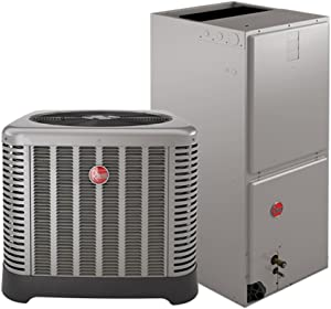 Rheem 2 Ton 14 Seer Ruud Air Conditioning System (AC only) RA1424AJ1NA - RH1P2417STANJA