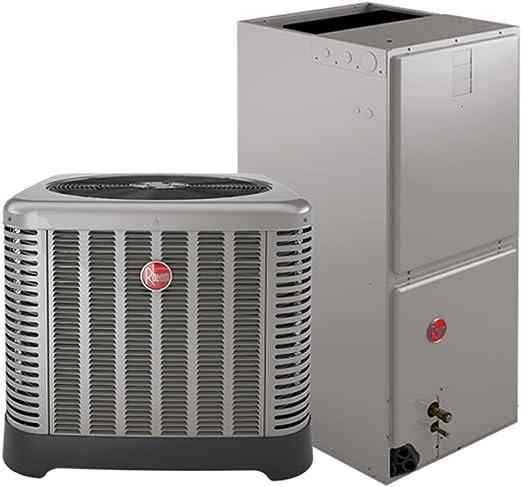 Amazon Com Rheem 4 Ton 14 Seer Ruud Air Conditioning System Ac