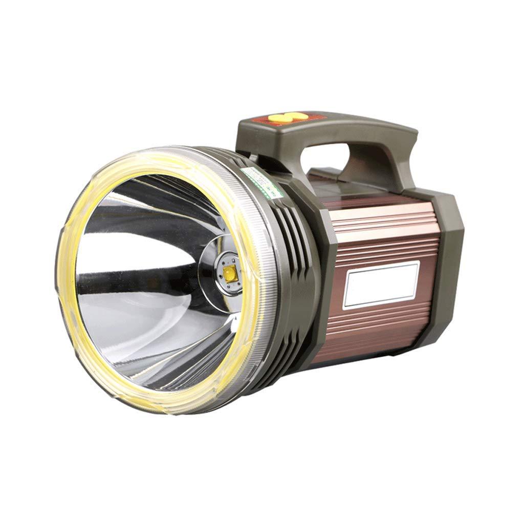 Suchscheinwerfer, Blendung wiederaufladbare Super Bright Multi-Funktions-wasserdichte Long-Range-Jagd Taschenlampe 1000W