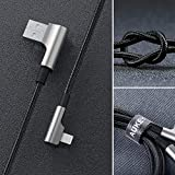 AUKEY Right Angle Lightning Cable 3.3ft