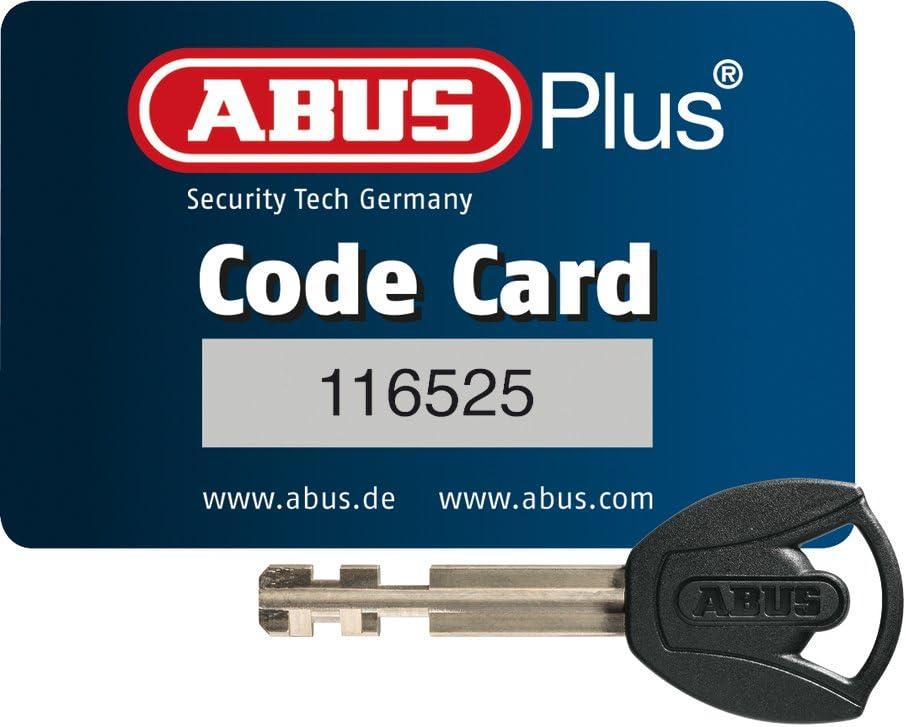 ABUS 25715 Bicycle Lock 27mm 100cm Black