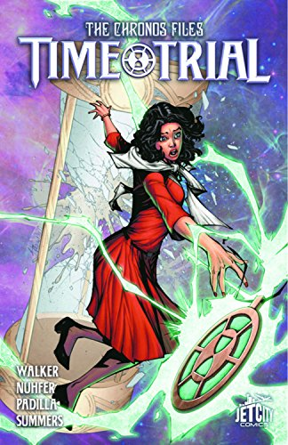 Time Trial: The Graphic Novel (The Chronos Files)