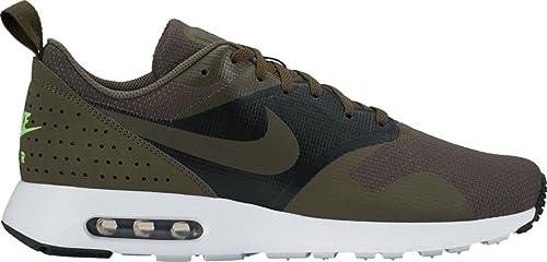 Nike Air MAX Tavas Se, Zapatillas para Hombre, Verde Black