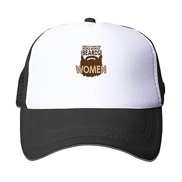 ETXHU Gorra de béisbol de algodón para Mujer con el Nombre Theres ...