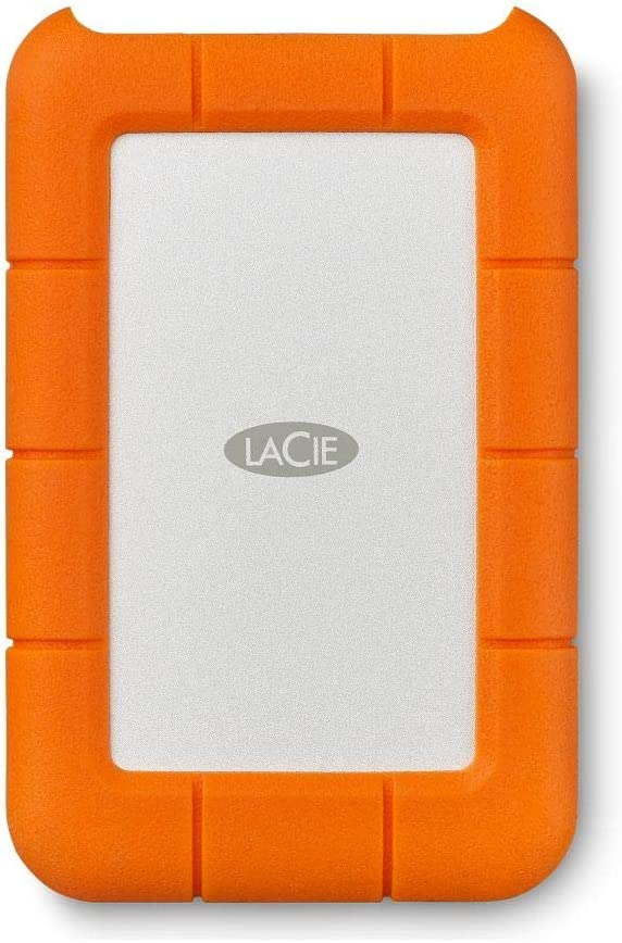 Lacie Rugged Mini Tragbare Externe Festplatte 2 Tb Computer Zubehör