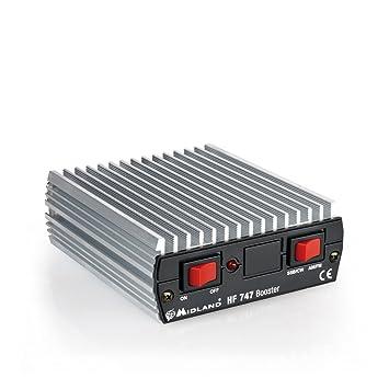 Midland HF747 amplificador de 150 W AM/FM 300 W SSB: Amazon.es: Electrónica