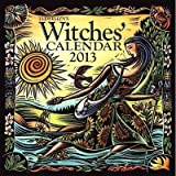 2013 Witches Calendar By Llewellyn