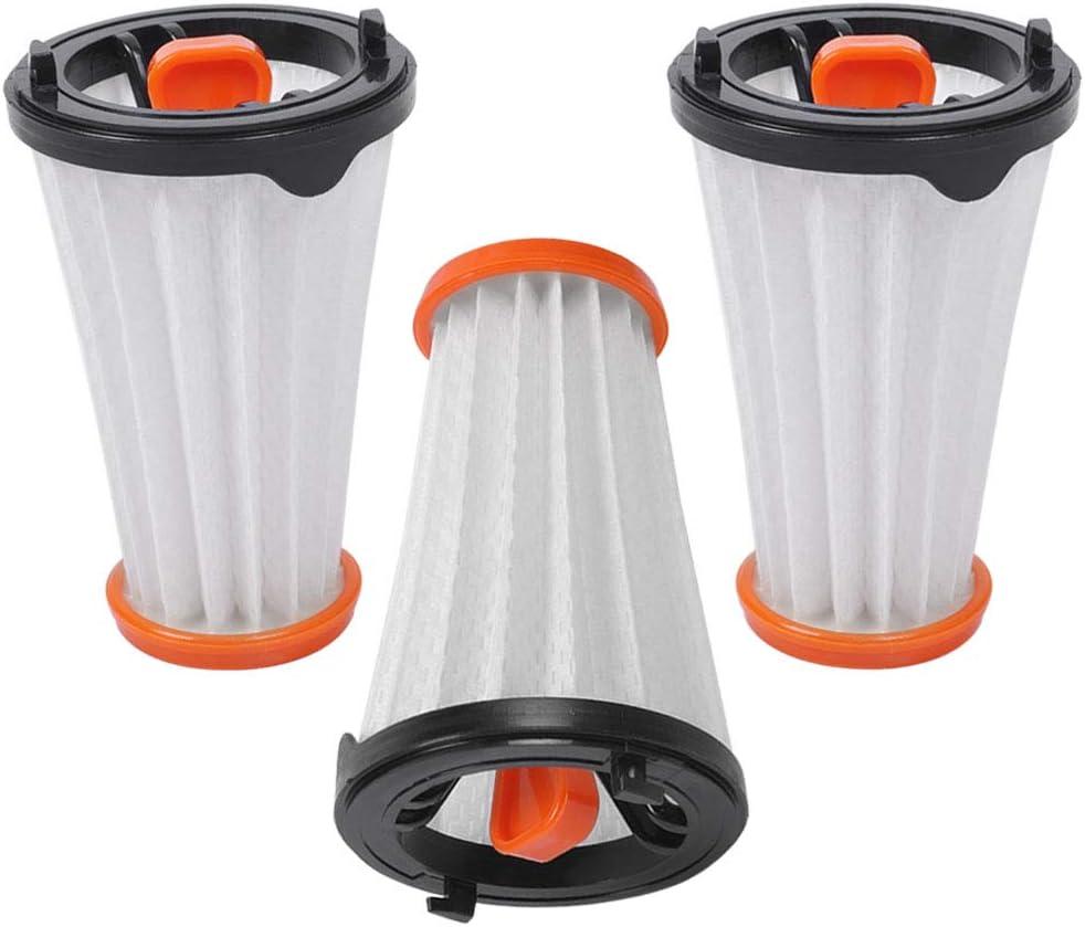 KEEPOW 3 filtros de repuesto para aspiradoras AEG / Electrolux Rapido y Ergorapido. Alternativa a AEG AEF 144 / Electrolux EF144: Amazon.es: Hogar
