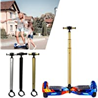 black Jasnyfall Safety Handle Control Strut Stent Telescopic Hoverboard Handlebar For 6.5inch 7inch 10 inch Electric Self Balancing Scooter