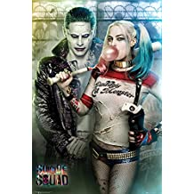 Suicide Squad Joker and Harley Quinn Maxi Poster 61x91.5cm