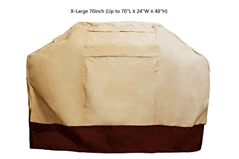 Amazon.com : Hongso Barbecue Grill Cover for Weber, Charmglow ...