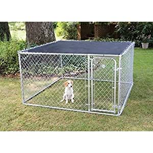 PetSafe SunBlock Top for Kennels, 7-1/2-Foot-by-13-Foot