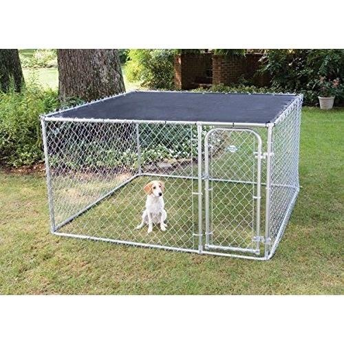 petsafe Sunblock Top Kennels, 7-1/2-Foot-by-13-Foot