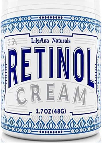 Facial Moisturizer: LilyAna Naturals Retinol Cream Moisturizer