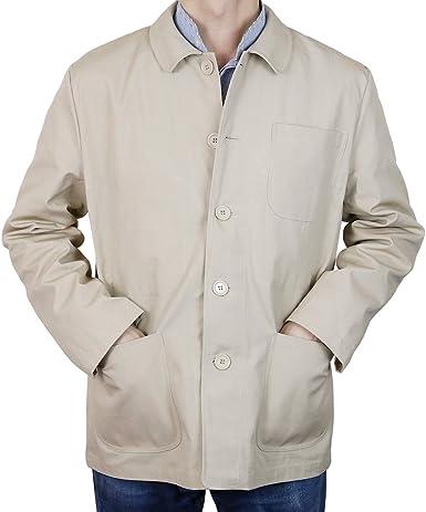 veste d été homme beige