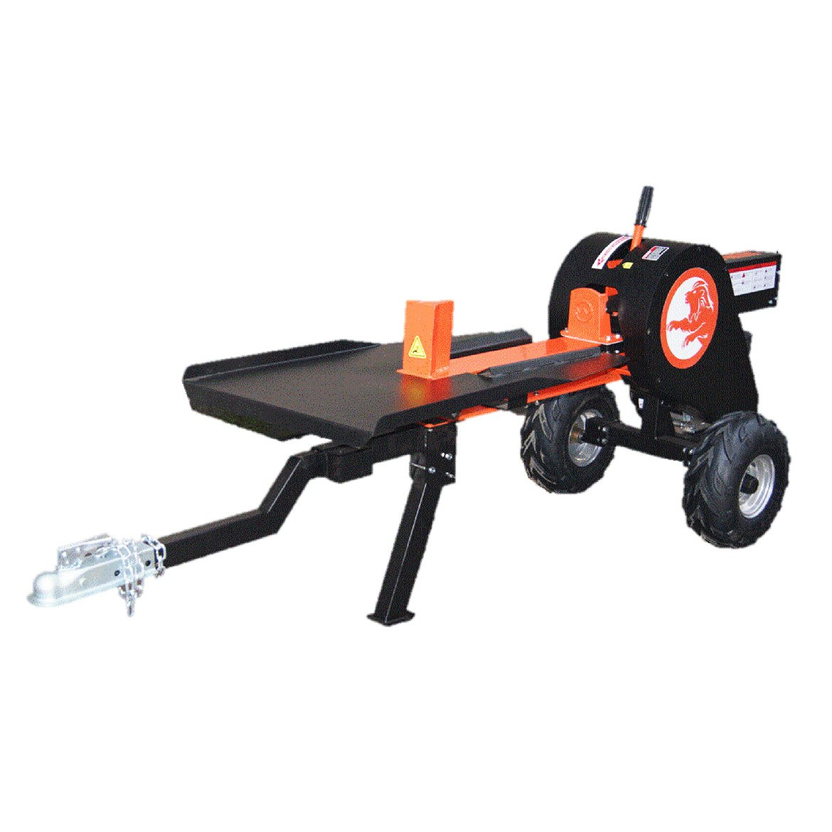 power king log splitter reviews